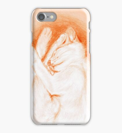 Warm like a Firefly... iPhone Case/Skin