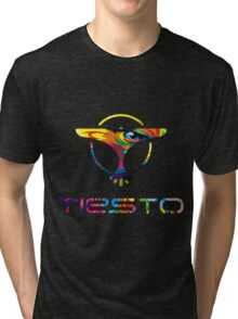 TIESTO COLORS Tri-blend T-Shirt