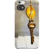The Key to Peace iPhone Case/Skin