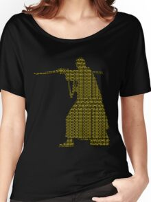 Star Wars Rogue One Quote Chirrut Imwe Donnie Yen The Force Women's Relaxed Fit T-Shirt