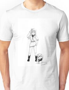 Tammy And Alfred In The Gold Rush Unisex T-Shirt