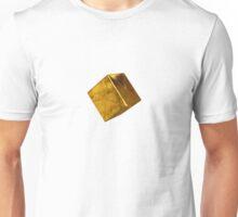 Floating Gold Unisex T-Shirt