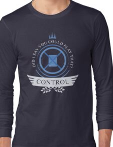Magic The Gathering - Control Life Long Sleeve T-Shirt