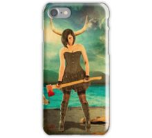 want to be dead or alive iPhone Case/Skin