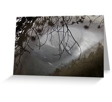 Seeing the Mountains Greeting Card