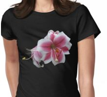 Blooming heart Womens Fitted T-Shirt