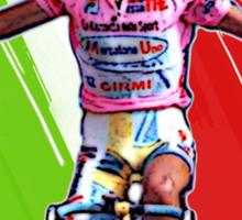 Marco Pantani Style - Italy -> Il Pirata (The Pirate) Sticker
