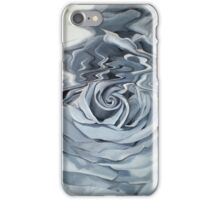 Eye and Flower Diptych iPhone Case/Skin