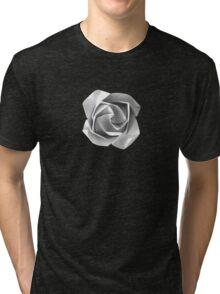Snow Flower Tri-blend T-Shirt
