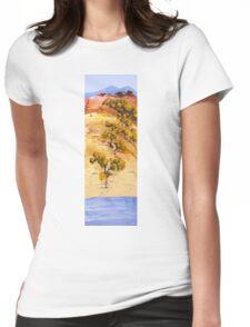 The Adventurer Womens Fitted T-Shirt