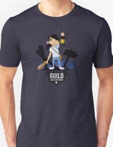 Girl Adventurer Unisex T-Shirt