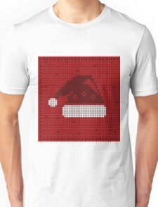 Santa Claus Hat Unisex T-Shirt
