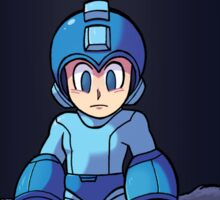 Fight On Mega Man... Sticker