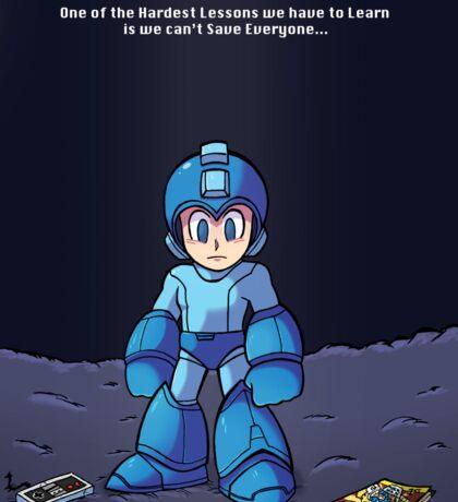 Fight On Mega Man... Sticker