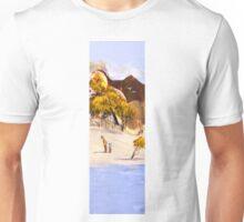 Early warning Unisex T-Shirt