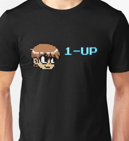 1-UP - I'll always have a life! Unisex T-Shirt