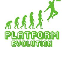 Platform Evolution by The Eighty-Sixth Floor
