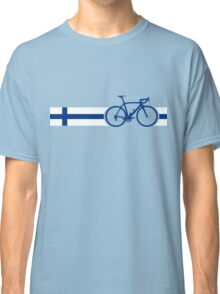 Bike Stripes Finland Classic T-Shirt
