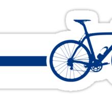 Bike Stripes Finland Sticker