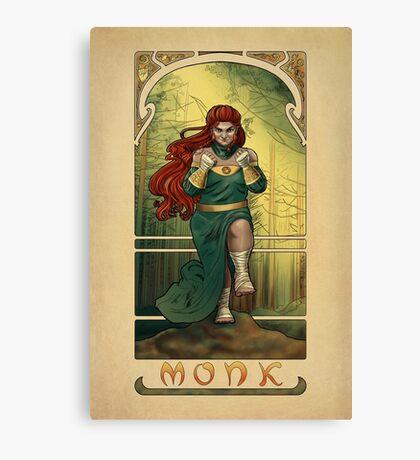 La Moine - The Monk Canvas Print