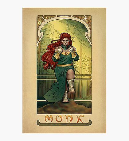 La Moine - The Monk Photographic Print