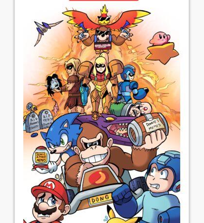 Nintendothon Sticker