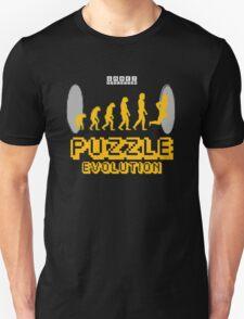 Puzzle Evolution Unisex T-Shirt