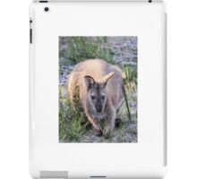 Lovely Wallaby iPad Case/Skin