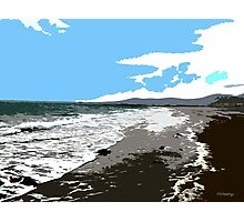 SUMMER SURF Photographic Print