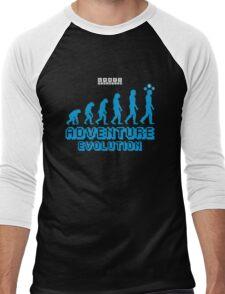 Adventure Evolution Men's Baseball ¾ T-Shirt