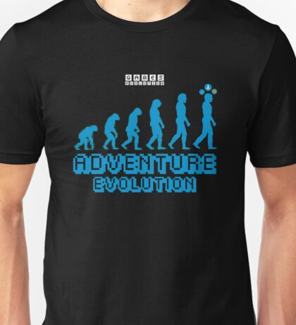 Adventure Evolution Unisex T-Shirt