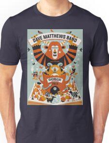 Dave Matthews Band, Tour 2016, The Gorge Amphitheatre George WA Unisex T-Shirt