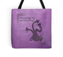 Hercules inspired design (The Hydra). Tote Bag