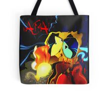 We can't stay here.....this is ghost country! Tote Bag