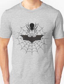 Bat in Spider Web T-Shirt