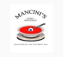 Mancini's Fine Dining Unisex T-Shirt