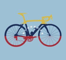 Bike Flag Venezuela (Big) by sher00