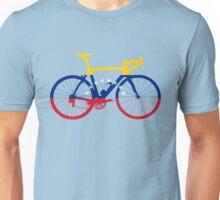 Bike Flag Venezuela (Big) Unisex T-Shirt