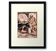 Westminster's Shakespeare Framed Print