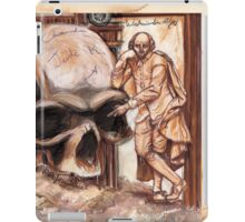 Westminster's Shakespeare iPad Case/Skin