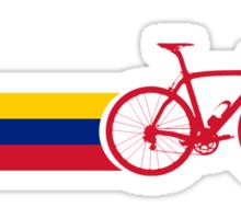 Bike Stripes Venezuela  Sticker