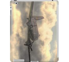 The Douglas C-47 Skytrain - Wings And Wheels 2014 - HDR iPad Case/Skin