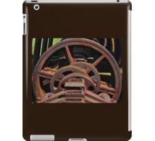 Concentric Circles iPad Case/Skin