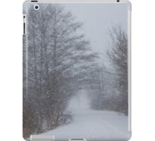 Snowstorm Magic iPad Case/Skin
