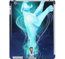 Blue Lion Lance iPad Case/Skin