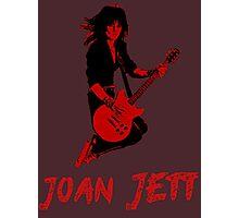 Joan Jett  Photographic Print