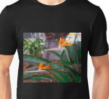 Birds Of Paradise Unisex T-Shirt