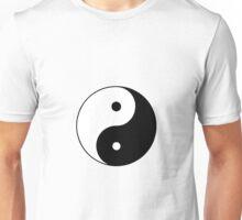 Tai Chi Yin and Yang Unisex T-Shirt