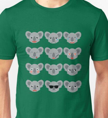 Koala moods Unisex T-Shirt