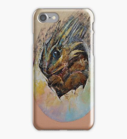 Baby Dragon iPhone Case/Skin